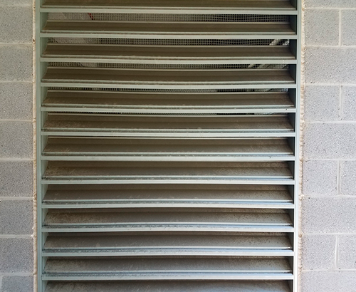 Keep your Vents and Crawl Spaces Closed